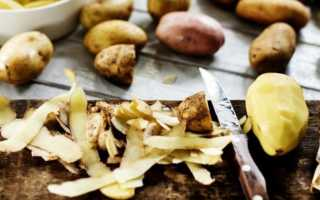Удобрение из картофельных очисток – просто и эффективно