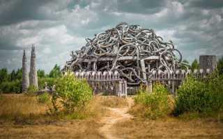 Новое направление в ландшафтном дизайне — что такое лэнд-арт, новые приемы организации сада в ландшафтном дизайне