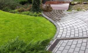 Бюджетная насыпная дорожка в саду своими руками: просто и красиво