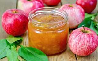 Приготовление яблочного джема и варенья: секреты опытных домохозяек