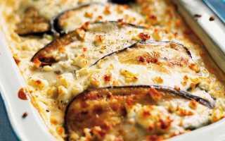 Как приготовить оригинальную Мусаку из мясного фарша, баклажанов и картофеля
