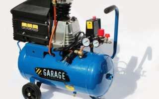 Как выбрать компрессор для гаража по основным параметрам