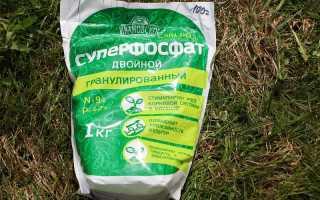 Применение суперфосфата для удобрения почвы и подкормки растений