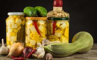 Готовим малосольные кабачки быстро: лучшие рецепты