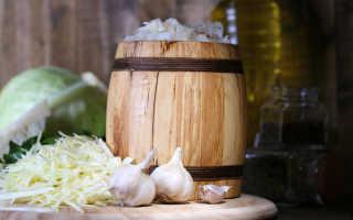 Самые популярные сорта капусты для засолки