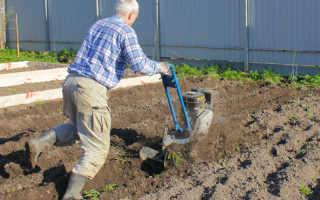 Как правильно вспахать землю с помощью мотоблока и не разрушить плодородный слой