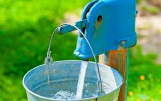 Как обеспечить участок водой: делаем простую колонку