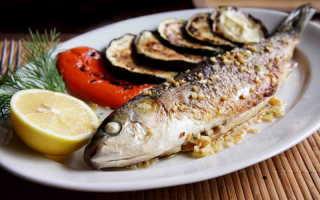 5 видов рыбы, которые стоит приготовить на гриле
