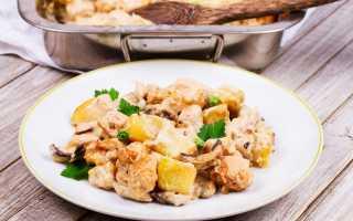 Топ 4 простых и быстрых блюд из картошки