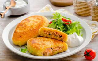 Картопляники – просто и вкусно