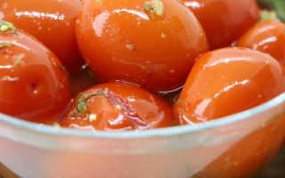 Засолка томатов холодным способом в кастрюле