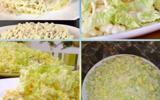 Салат «Лебединый пух» – изысканное и вкусное блюдо