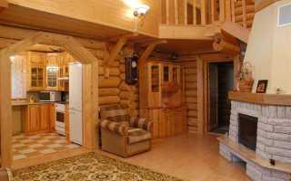 Идеи для интерьера дачного дома