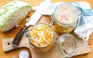 Классический рецепт маринованной капусты