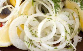 Маринованный лук: два быстрых рецепта