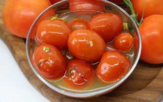 Сладкие помидоры — аппетитная закуска на зиму для всей семьи