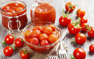 5 сортов черри-томатов для зимней консервации