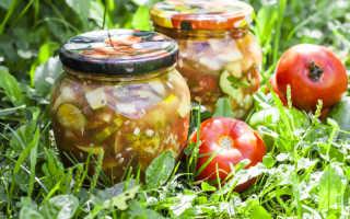 Огурцы в томатной заливке – вкусная и простая заготовка на зиму